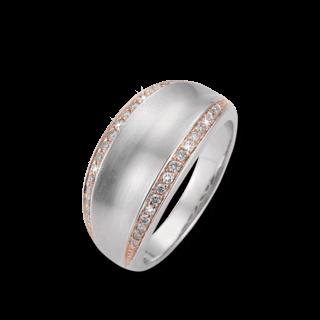 Brogle Atelier Ring Intense Brilliance 41/84708-0_585WG/RPLAT