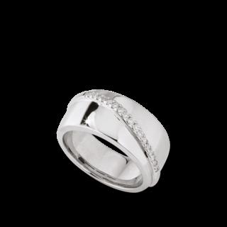 Brogle Atelier Ring Intense Brilliance 55089661R/3-585WG