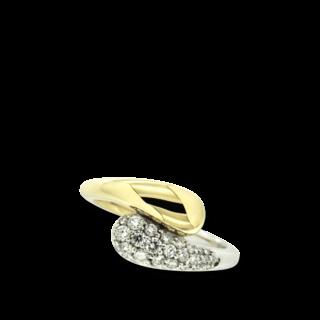 Brogle Atelier Ring Intense Brilliance 55103851R/3-585GW