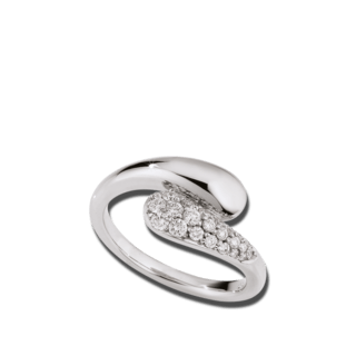 Brogle Atelier Ring Intense Brilliance 55103871R/3-585WG