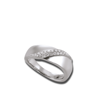 Brogle Atelier Ring Intense Brilliance 55109361R/3-585WG