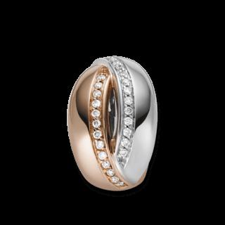 Brogle Atelier Ring Intense Brilliance 55110271P/3-585RW