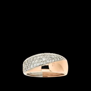 Brogle Atelier Ring Intense Brilliance 55111371R/3-585RW