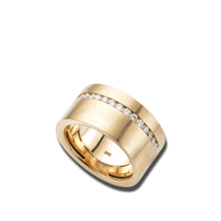 Brogle Atelier Ring Intense Brilliance 55319331R-585RG