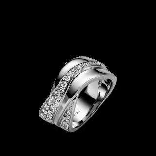 Brogle Atelier Ring Intense Brilliance 55562261R/3-585WG