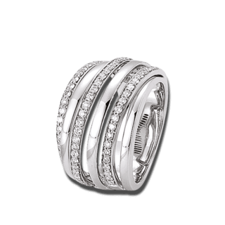 Brogle Atelier Ring Intense Brilliance S2806
