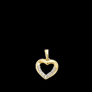Brogle Atelier Anhänger Love Elements C309-040