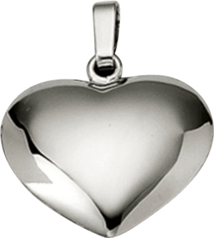 Anhänger Brogle Atelier Herz aus 925 Sterlingsilber