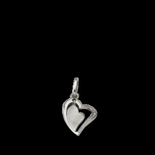 Brogle Atelier Anhänger Herz C406-024