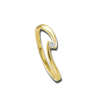 Brogle Atelier Ring First Love K10247/G