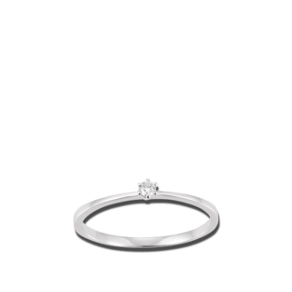 Brogle Atelier Solitairering First Love K10489/X