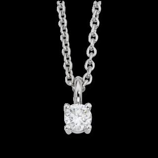 Brogle Atelier Halskette mit Anhänger Pure Elegance LW30-0871071-DGVS