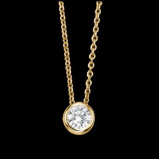 Brogle Atelier Halskette mit Anhänger Pure Eternity LW30-0833170-HGSI