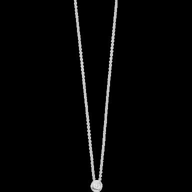 Brogle Atelier Halskette mit Anhänger Pure Eternity LW30-0833171-BGSI