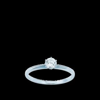 Brogle Atelier Ring Pure Solitaire F1372W