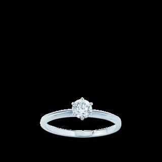 Brogle Atelier Ring Pure Solitaire F1373W