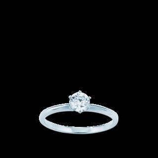 Brogle Atelier Ring Pure Solitaire F1374W