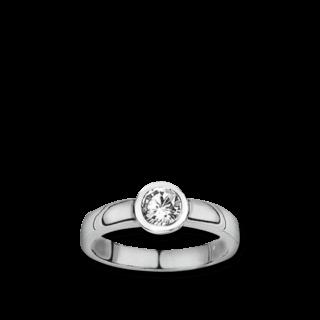 Brogle Atelier Ring Pure Solitaire FA868W/SI