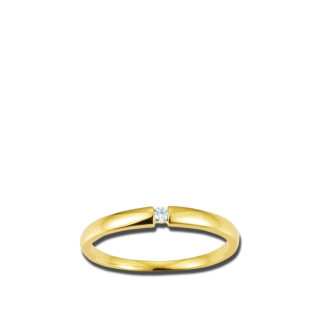 Brogle Atelier Ring Pure Solitaire K10483/G