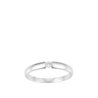 Brogle Atelier Ring Pure Solitaire K10484/55