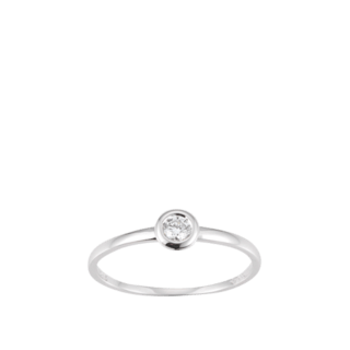 Brogle Atelier Ring Pure Solitaire K10487/54