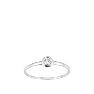 Brogle Atelier Ring Pure Solitaire K10487/56