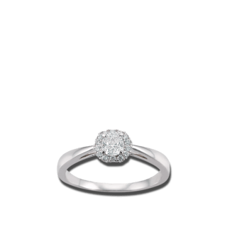 Brogle Atelier Ring Pure Solitaire S4231