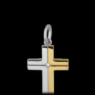Brogle Atelier Anhänger Spirit Elements 36/00925-0_585WG/GPLAT