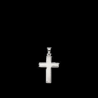 Brogle Atelier Anhänger Kreuz C301-009/W