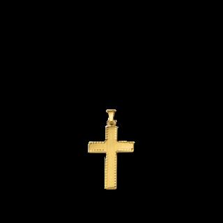 Brogle Atelier Anhänger Kreuz C301-009