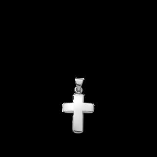 Brogle Atelier Anhänger Kreuz C301-011/W