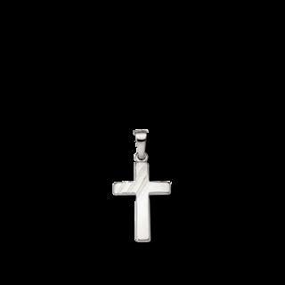 Brogle Atelier Anhänger Kreuz C301-027/W