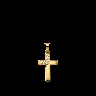 Brogle Atelier Anhänger Kreuz C301-027