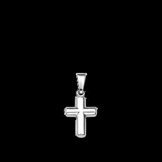 Brogle Atelier Anhänger Kreuz C301-038/W