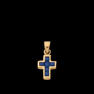 Brogle Atelier Anhänger Kreuz C301-067