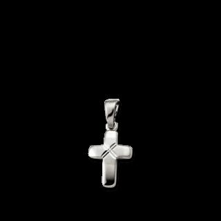 Brogle Atelier Anhänger Kreuz C401-002