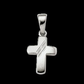 Brogle Atelier Anhänger Kreuz C401-006