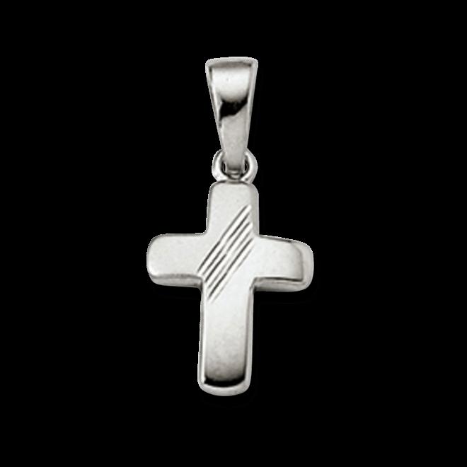 Anhänger Brogle Atelier Kreuz aus 925 Sterlingsilber bei Brogle