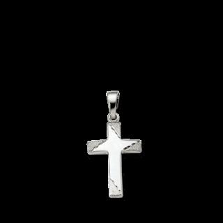 Brogle Atelier Anhänger Kreuz C401-024