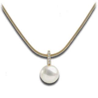 Brogle Atelier Anhänger Timeless Pearls 202.1359