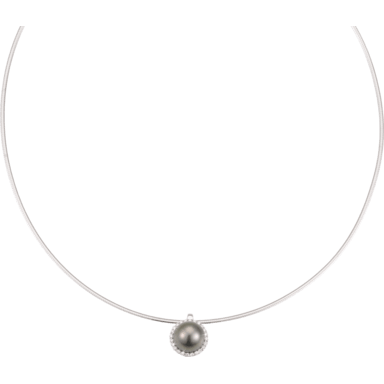 Brogle Atelier Anhänger Timeless Pearls 31/83604-0_585WG