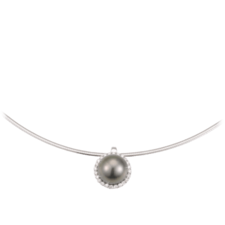 Brogle Atelier Anhänger Timeless Pearls 31/83604-0_585WG