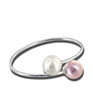Brogle Atelier Armreif Timeless Pearls 104.0101