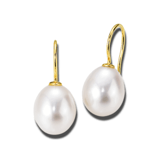 Brogle Atelier Ohrhänger Timeless Pearls RH36-106101