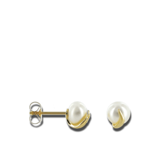 Brogle Atelier Ohrstecker Timeless Pearls 311.0101