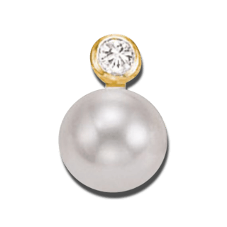 Brogle Atelier Ohrstecker Timeless Pearls C314-021