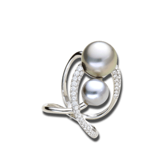 Brogle Atelier Ring Timeless Pearls 005.0941
