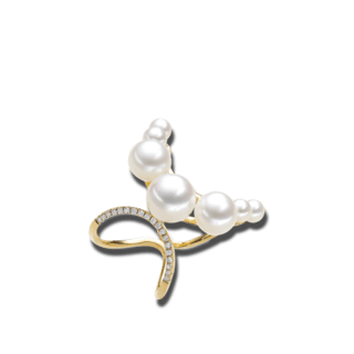 Brogle Atelier Ring Timeless Pearls 005.0949