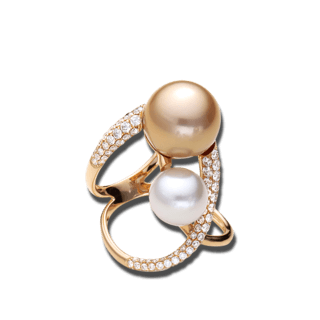Brogle Atelier Ring Timeless Pearls 005.0958