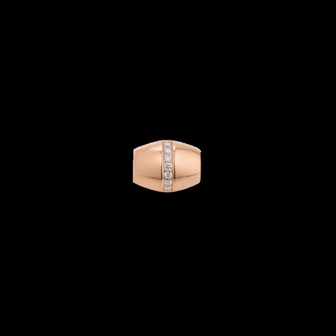 Anhänger Brogle Atelier True Gold - wahre Goldstücke aus 585 Roségold mit mehreren Brillanten (0,112 Karat) bei Brogle